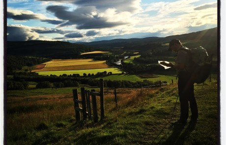 Scotland: Whisky, Wool, & Rain