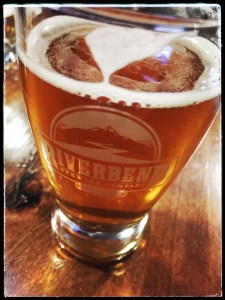 My first trip to Riverbend Brewing