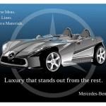 Mercedes Illustration