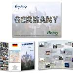 Travel Germany Brochure Design