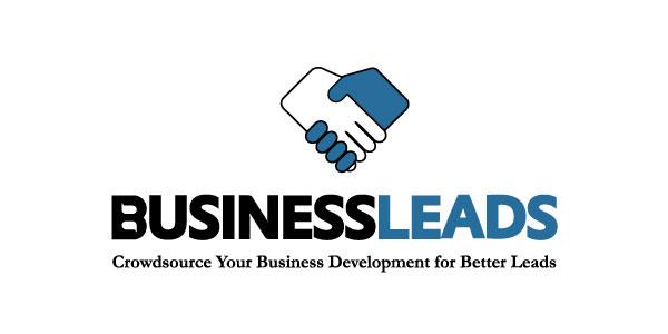 BusinessLeads Logo Design