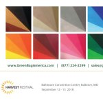GBA Banner Design / Color Swatches