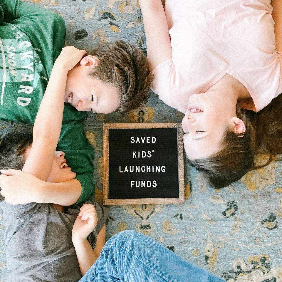 Saved Kids Launching Funds