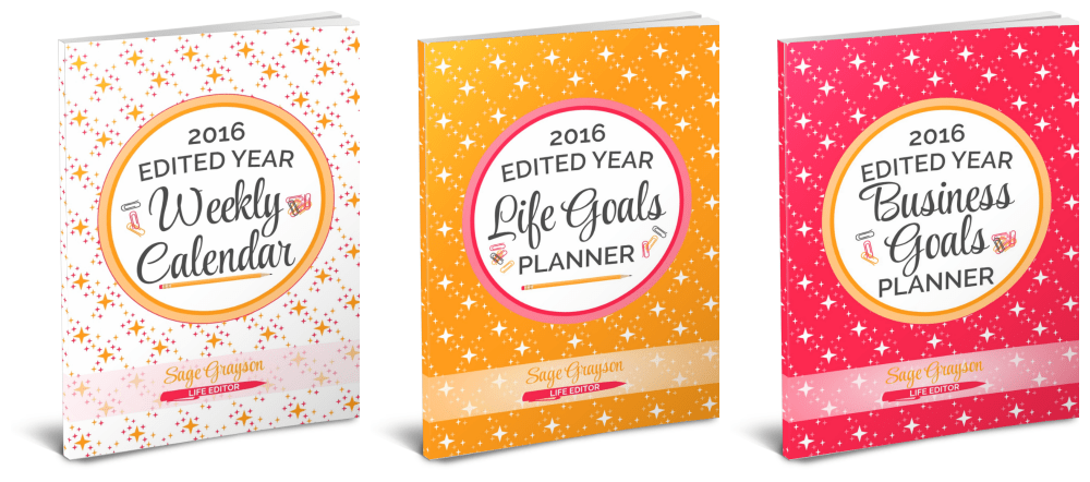 edited year planners