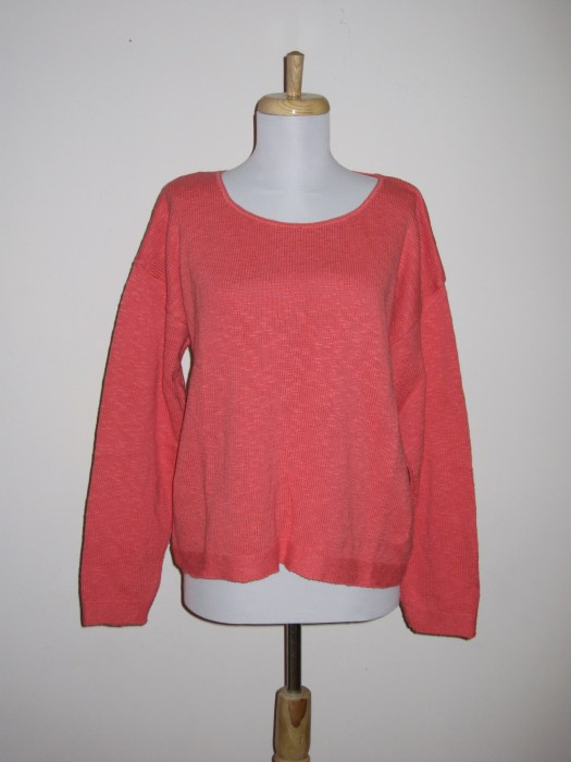 100% Cotton Slub Yarn Cropped Crew Neck All Colors Available