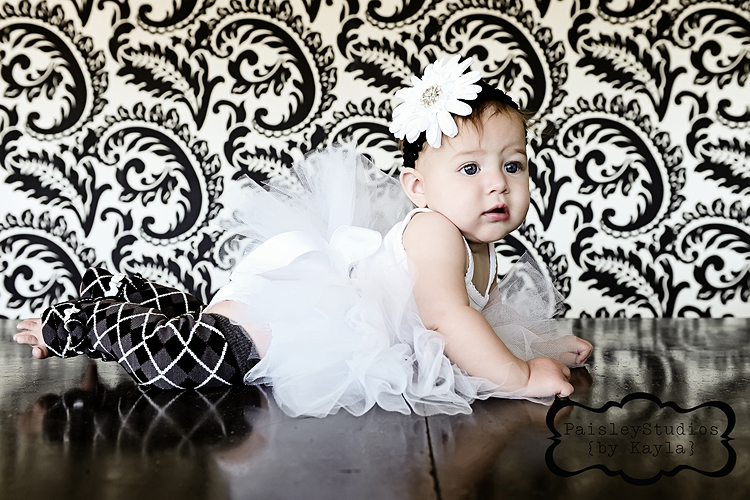 Baby Kaymn Studio Shoot