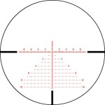 Brownells Match Precision 5-25x56 N-OMR reticle