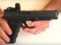 Master list of micro red dot sights for handguns