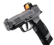 Sig Sauer Romeo Zero 1x18 mounted on a P365 pistol
