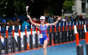 World Triathlon Championships, 2008