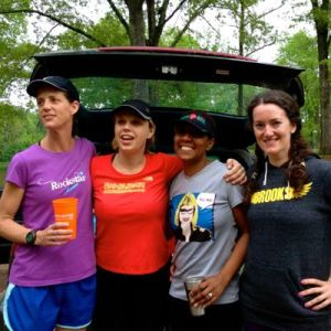 After Francesca's 40-miler