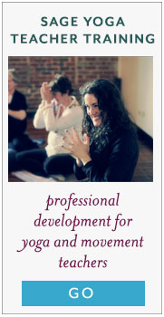 Sage Yoga Teacher Training