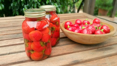 Italian Pickled Peppers Recipe