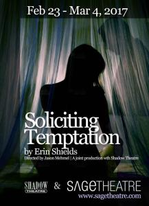 Soliciting Temptation Poster