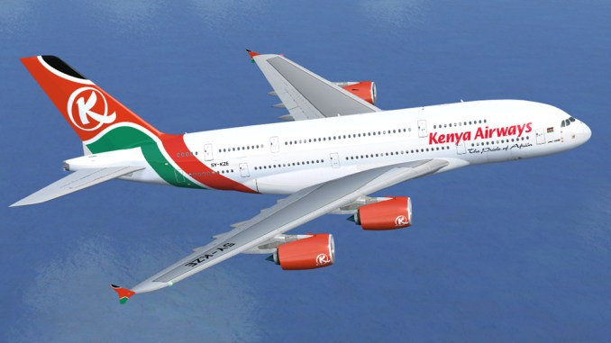 Kenya Airways Set To Launch Direct Flights To The United States