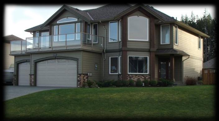 3054 sq ft custom home build