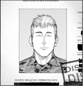 佐藤,過去,海兵隊,