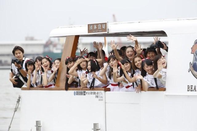 NGT48,船