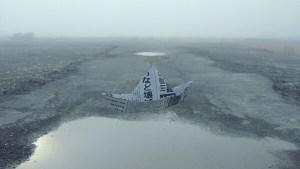 白い紙船 2014