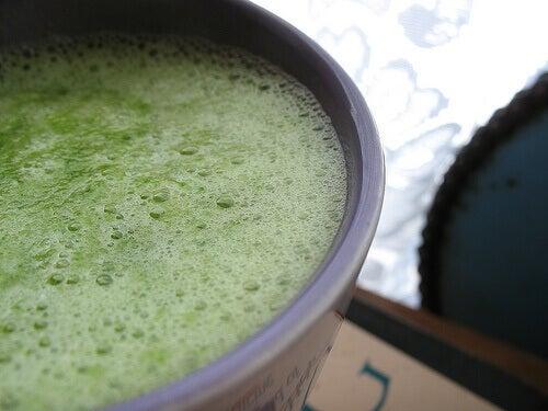 yeşil-smoothie