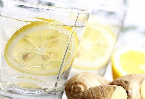 limon zencefil içecek 2