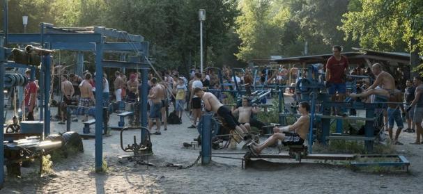 Kachalka Ukrayna Metal Spor Sahası