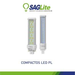 LED COMPACTOS PL