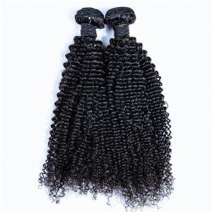 Kinky curly black