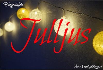 Julljus – en bloggstafett