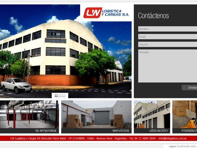 LW Logística y Cargas SA