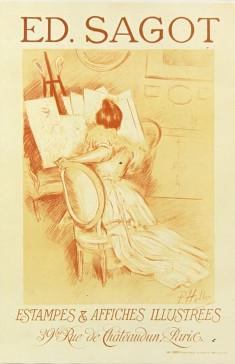 Ed. Sagot - Estampes et affiches illustrées - 1900