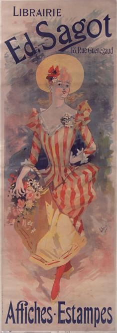 Librairie Ed. Sagot - 1891