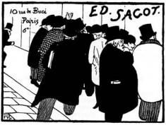 Galerie d'estampes et de dessins Sagot - Le Garrec