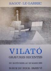 Exposition Javier Vilató - Mars 1980