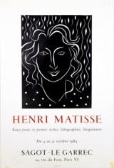 Henri Matisse - Octobre 1984