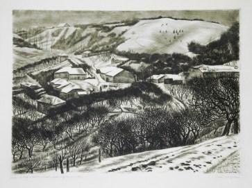 André jacquemin - Dégel à Saxon