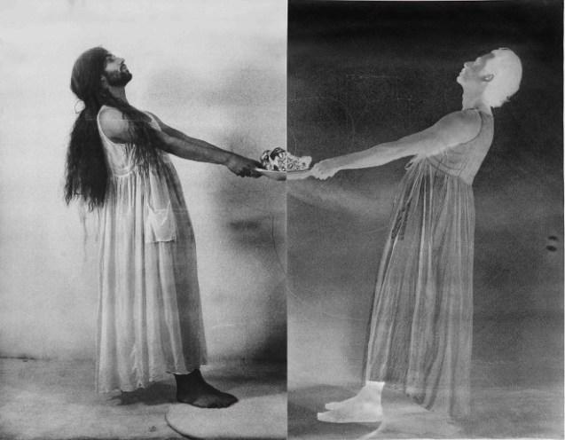 Gabriela Morawetz - La séance — Dyptique