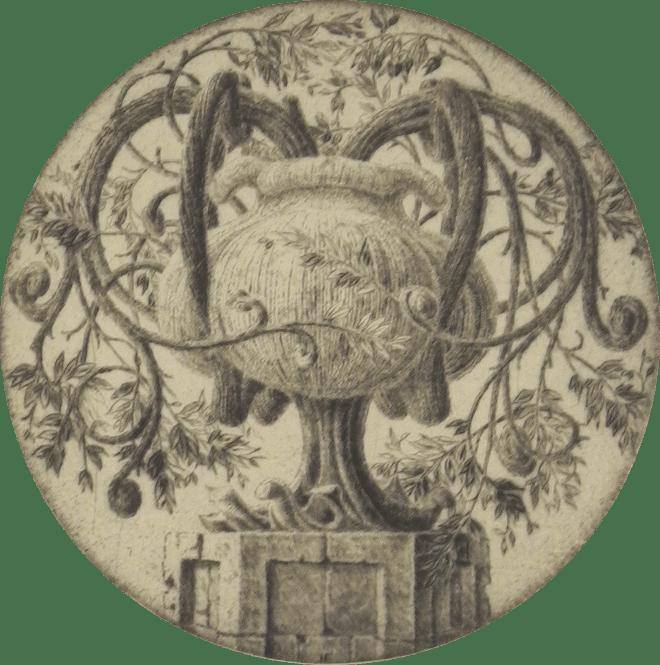 François Houtin - 2ème vase