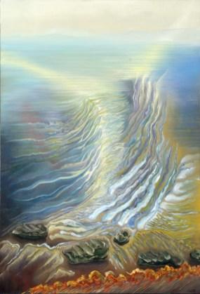 Guillaine Querrien - Mer creusée