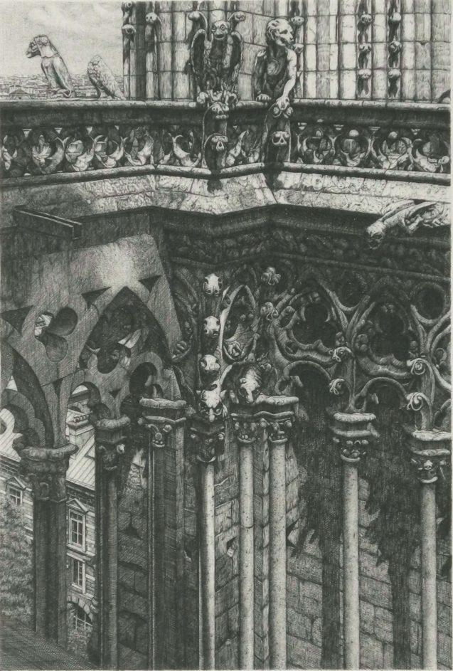 Takuji Kubo - La galerie Notre Dame - Édition de tête