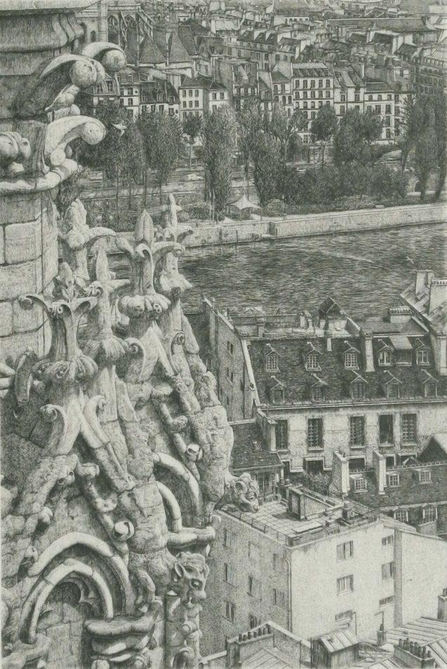 Takuji Kubo - Notre Dame de Paris - Édition de tête