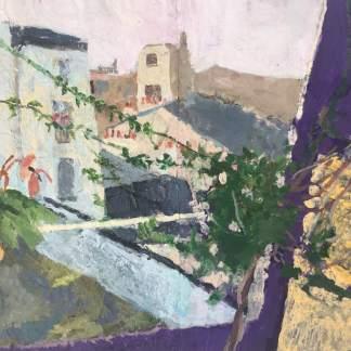 Maïlys Seydoux Dumas - Coup d'œil sur la ville