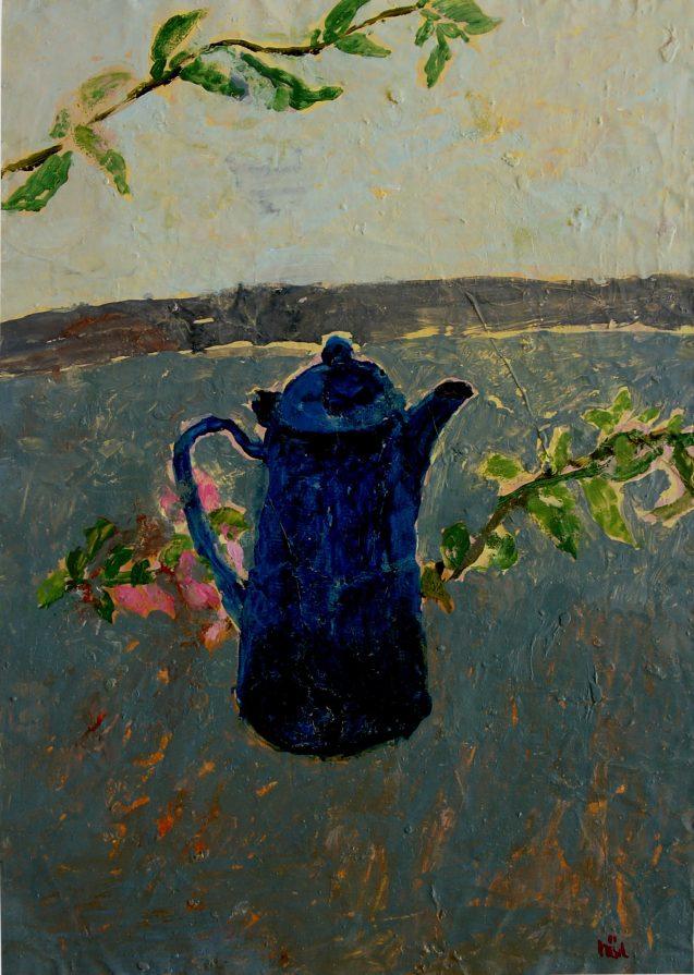Maïlys Seydoux Dumas - La cafetière