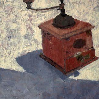 Maïlys Seydoux Dumas - Le moulin à café