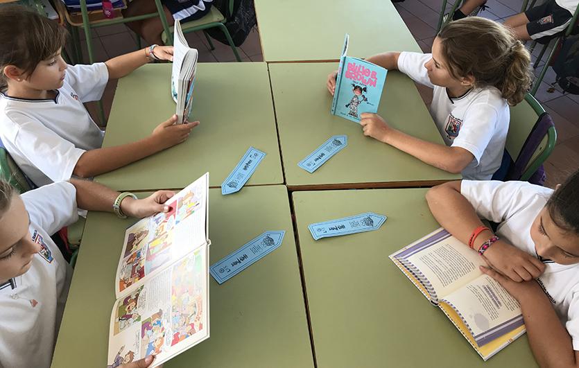 Proyecto-L-15-fomento de la lectura-Colegio-Sagrada-Familia-de-Elda
