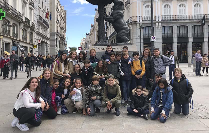 Viaje-Madrid-Primaria-Colegio-Sagrada-Familia-de-Elda
