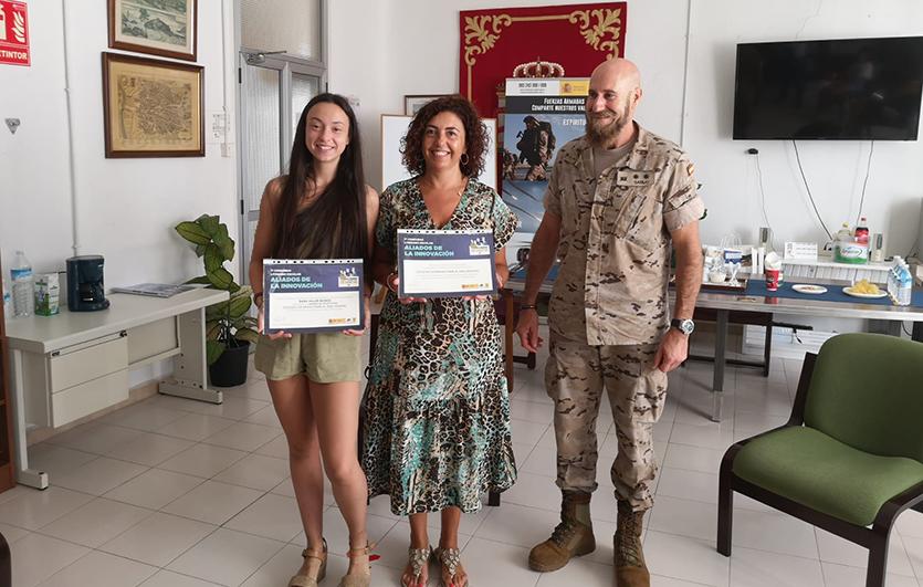 Colegio-Sagrada-Familia-Elda-premiado-Concursp-Carta-a-un-militar-español
