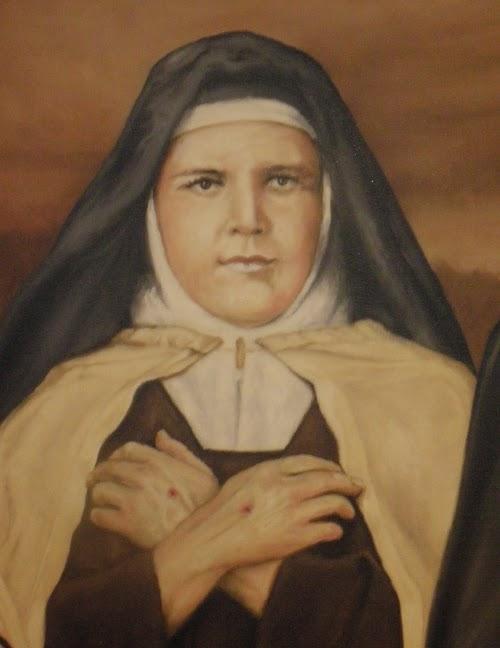 Beata Maria de Jesus Crucificado, Virgem Carmelita e Mística (2)