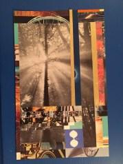 Collage, Teresa Cribelli, Assistant Professor, Gender and Race Studies