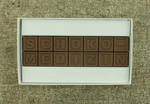 14er-Schoko-SMS - Schokomedizin